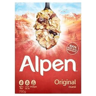 Alpen Original Muesli, 750g