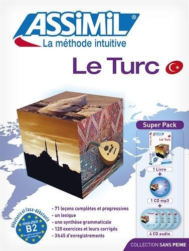 Le Turc (livre + 4CD audio+ 1CD mp3)