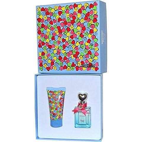 Moschino Funny Eau De Toilette Spray 25ml Set 2 Piezas