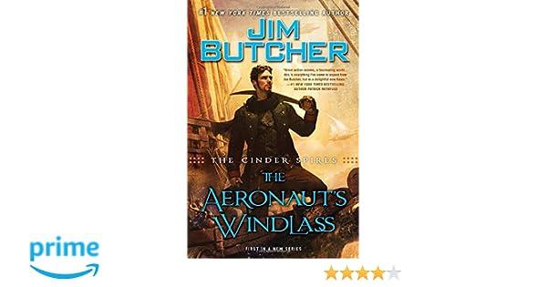 Amazon fr - The Cinder Spires: the Aeronaut's Windlass - Jim