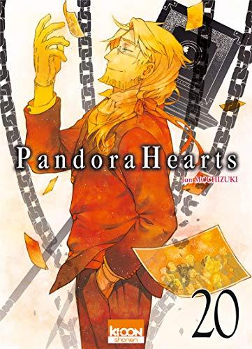 Pandora Hearts Vol.20 par MOCHIZUKI Jun