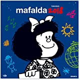 Granica Mafalda - Calendario pared 2018, color azul