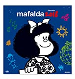 Granica Mafalda - Calendario pared 2018, color azul