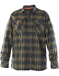 5.11 Hommes Flanelle Manches Longues Shirt Volcanic