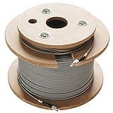 Axing OAK 200-01 Optisches Kabel (200m, FC/PC-Stecker, Metallarmierung)