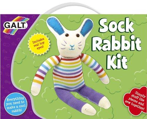 Galt Toys Chaussette Lapin kit