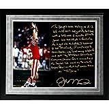NFL San Francisco 49ers gerahmt 16x 20Joe Montana Faksimile 'John Candy Bei SB XXIII' Story Foto