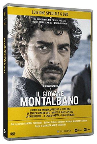»Il giovane Montalbano: Gesamtausgabe Staffel 2 (7-12)«