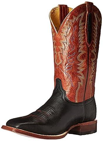 Cinch Classic Men's Lane Riding Boot, Black, 11.5 D US