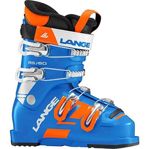Lange Kinder Rsj 60 Skischuhe, Jungen, LBG5140_24.5, blau (Power), 24.5