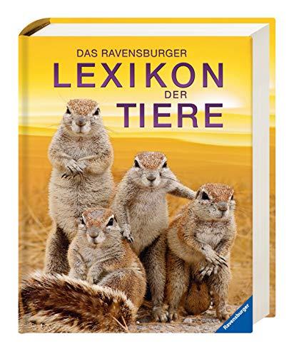 Das Ravensburger Lexikon der Tiere (Tier Lexikon Für Kinder)