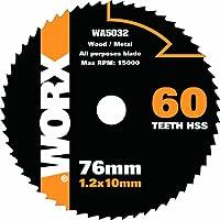 Worx M291074 - Disco multi-usos 76mm wa5032/60t h