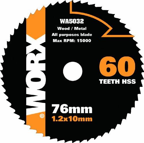 worx-wa5032-handycut-remplacement-lame-de-scie-76-mm-60-dents