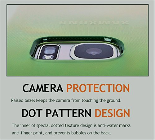 Hülle iPhone 7 Hülle BLUE / PURPLE Hülle MAXXmobile Tasche Schutzhülle Case Cover Bumper Anti-Scratch Silikon Schutzhülle Back iPhone 7 Hülle Stoßfest BLUE / PURPLE Bunte Hülle ipgone 7 ipjone 7 Hülle Green / Yellow