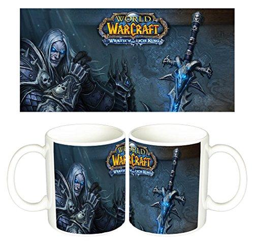 World Of Warcraft Wrath Of The Lich King WoW Tasse Mug