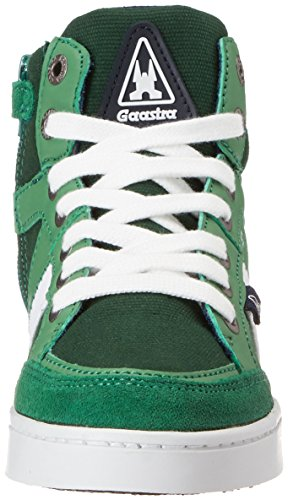 Gaastra Jungen Hobie Mid Cvs K High-Top Grün (Green)