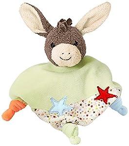 Sterntaler Doudou Emmi, Edad: Para bebés a partir del primer mes, Tamaño: 26 cm, Color: Multicolor