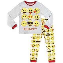 Emoji - Pijama para niñas - Emoji - 9 a 10 Años