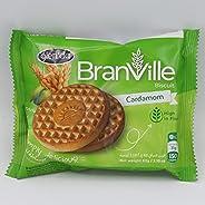 Glenda Cardamom Branville Biscuit, 62g - Pack of 1