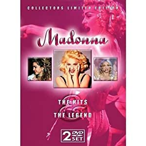Madonna - Hits And Legends [DVD] [NTSC]