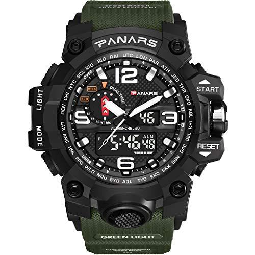 Pageantry - Reloj deportivo para hombre