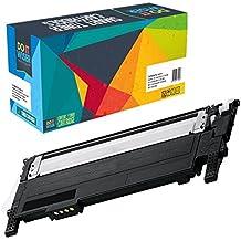 Do it Wiser - Cartucho de tóner Compatible para usar en lugar de Samsung Xpress SL-C430W SL-C480W SL-C480FW SL-C480FN SL-C430 SL-C480 - CLT-K404S (Negro)