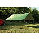 Best Shelters - Aissimio Hammock Rain Fly Tent Tarp 3m x Review