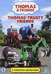 Thomas & Friends : Thomas' Trusty Friends [DVD]