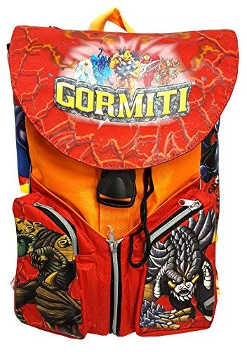 Gormiti EXTENSIBLE BACKPACK