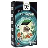 Cuidaté - Té verde mediterráneo - 10 cápsulas compatibles ...
