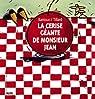 La Cerise géante de monsieur Jean par Tillard