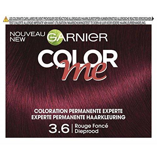 Coloration Color me 3. 6 rouge fonce Prix Unitaire - Envoi Rapide Et Soignée