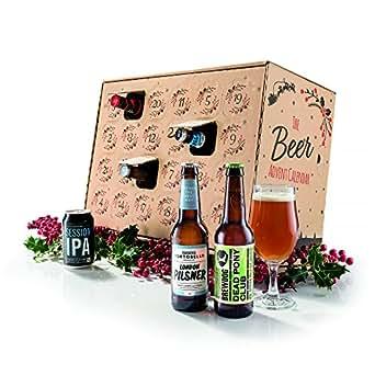 Craft beer advent calendar 2017 by laithwaite 39 s wine for Craft beer advent calendar 2017