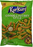 #4: Kurkure Green Chutney Style Made with Dal, Corn and Rice, 94g