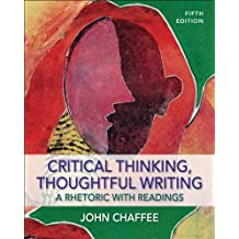 Writing Logically  Thinking Critically  th Edition   Audio Books