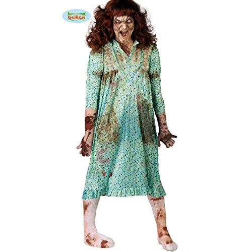 Imagen de disfraz de niña del exorcista talla 42 44