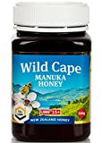 Wild Cape UMF 15+ East Cape Manuka Honey, 500g (1.1 lb)
