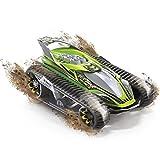 VelociTrax, volle Fahr- und Lenkfunktion, mit Schnellladegerät, • Velocitrax Ferngesteuertes Stunt Ketten Fahrzeug Auto Geländewagen 2,4 GHZ