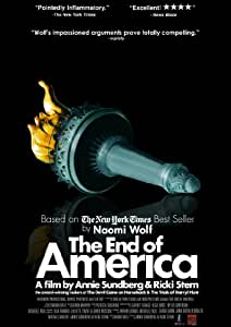 The End of America (Director's Cut) [DVD] [2008] [NTSC]