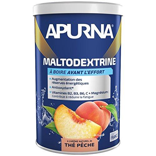 APURNA Pot maltodextrine Thé Pêche - 500g