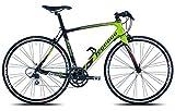 Legnano 28 Zoll Rennrad Flat Bar LG34 20 Gang, Rahmengröße:49cm