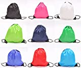 210D polyester cloth pouch customized nylon drawstring bags Drawstring Backpack Drawstring