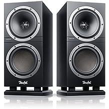 Teufel Theater 500S Stand-Lautsprecher sound 2-wege Time Alignment Constant Directivity Concept Waveguide Downfiring Bassreflexsystem