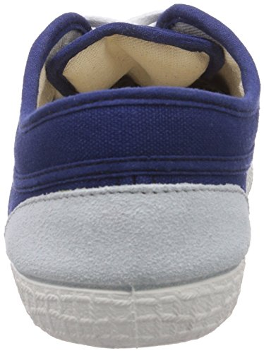 Kawasaki 23 Retro, baskets sportives mixte adulte Bleu (Navy / 90)