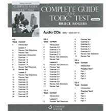 COMPLETE GUIDE TO TOEIC 3E-AUDIO CD