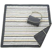 JJ Cole Essentials Blanket (Grey Green)