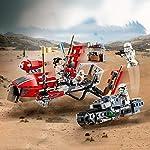 LEGO-Star-Wars-Classic-Speeder-Pasaana-Set-di-Costruzioni-per-Ragazzi-8-Anni-e-per-Collezionisti-Multicolore-75250