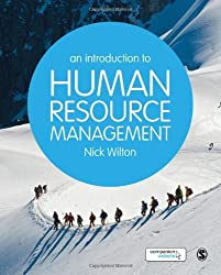 An Introduction to Human Resource Management by Nick Wilton (2010-10-04)
