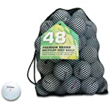 Second Chance Lakebälle 48er Pack Titleist Grade A