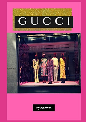 Gucci: Fashion Inspired Notebook
